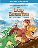 The Land Before Time (Blu-ray + DIGITAL HD)