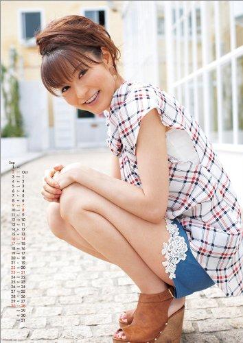 高樹千佳子 [2012年 カレンダー]
