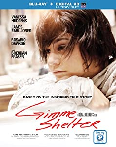Gimme Shelter (2014) Theater Rlsd | Drama (BluRay) Vanessa Hudgens