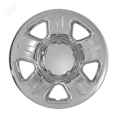 Coast To Coast IWCIMP41X 16 Inch Chrome Wheelskins With 5 Dimpled Spokes - Pack Of 4