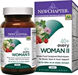 New Chapter Every Woman II Multivitamins, 96 Count