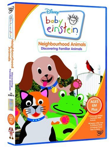 Baby Einstein - Neighbourhood Animals [DVD]