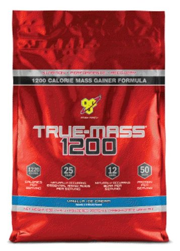 BSN True Mass Weight Loss Product, Vanilla, 10.25-Pound