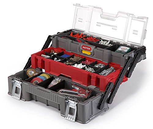 Keter-Canti-TRIO-Organizer-Werkzeugkoffer-Kleinteilemagazin-17198033