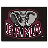 FANMATS NCAA University of Alabama Crimson Tide Nylon Face All-Star Rug at Amazon.com