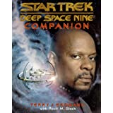 "Star Trek: Deep Space Nine Companion (Star Trek Deep Space Nine (Unnumbered Paperback))von ""Terry J. Erdmann"""