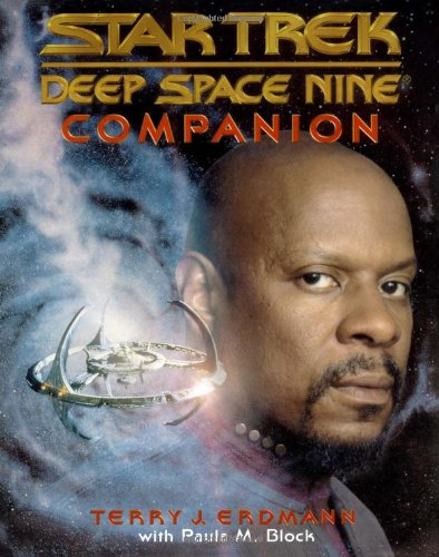 Deep Space Nine Companion (Star Trek Deep Space Nine)
