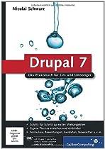Drupal Buch für Anfänger