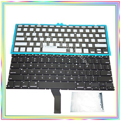 Click to buy SunSea New Backlit US Keyboard For Macbook Air 13
