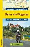 Bruckmanns Motorradführer Elsass und Vogesen