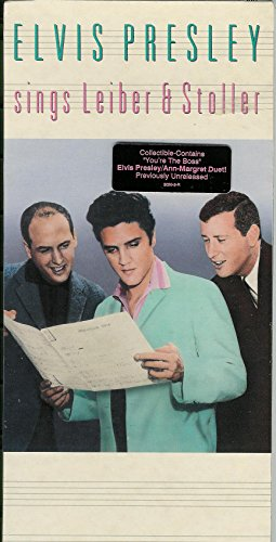 Elvis Presley - Sings Leiber & Stoller - Zortam Music