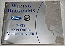 2005 Ford Explorer, Mercury Mountaineer Wiring Diagrams ...