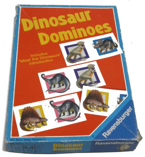 Dinosaur Dominoes - 1