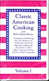 Classic American Cooking with Ruth Adams Bronz VHS