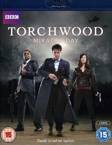 Blu-ray : John Barrowman - Torchwood Miracle Day (4 Disc)
