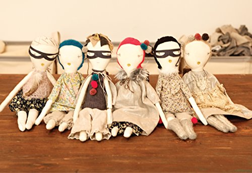 The Making of a Rag Doll: Design and Sew Modern Heirlooms