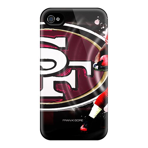 High-End Case Cover Protector For Iphone 4/4S(San Francisco 49Ers)