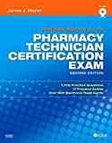 img - for Mosby's Review for the Pharmacy Technician Certification Examination   [MOSBYS REVIEW FOR THE PHARM-2E] [Paperback] book / textbook / text book