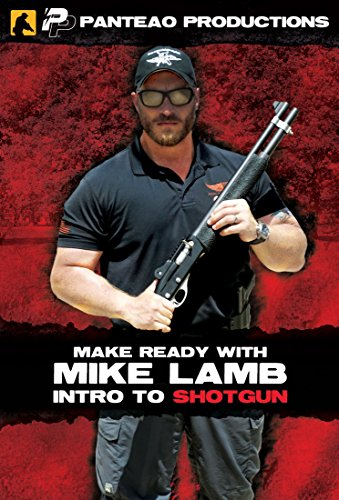 """Details for Panteao Productions """"Make Ready with Mike Lamb"""" Shotgun Pepper Spray"""