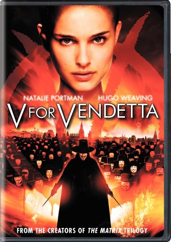 V for Vendetta (Widescreen Edition) (V Is Vendetta)