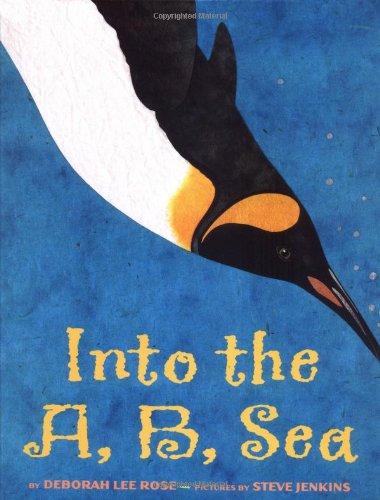 Into The A, B, Sea: An Ocean Alphabet Book