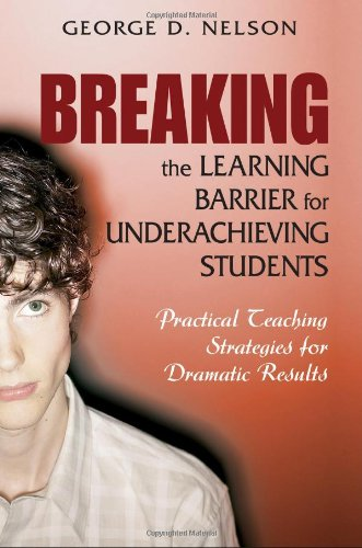 Breaking the Learning Barrier for Underachieving...
