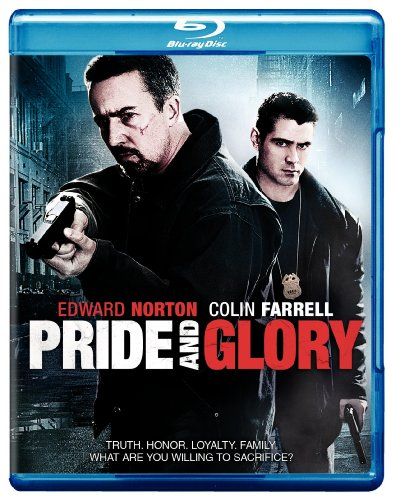 Cover art for  Pride and Glory [Blu-ray]
