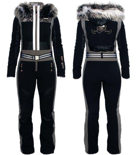 sportalm skijacke cacha leder f r damen schwarz 36 g nstig kaufen. Black Bedroom Furniture Sets. Home Design Ideas