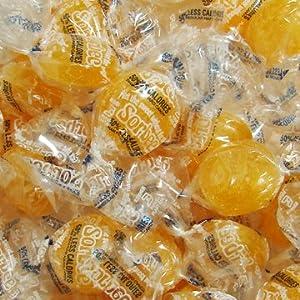 Sorbee Sugar Free Butterscotch Hard Candy 1 Lb