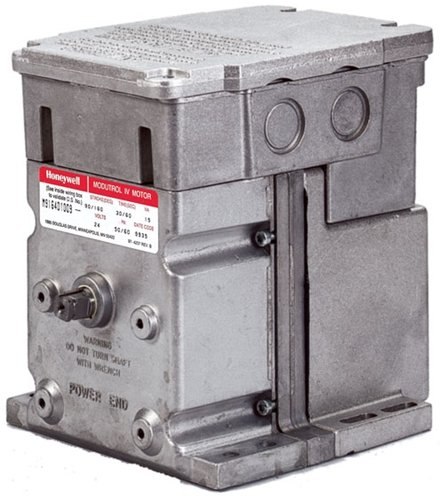 Hvac controls store may 2013 for Honeywell damper control motor