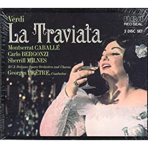 Amazon.com: Giuseppe Verdi, Georges Pretre, RCA Italiana Opera