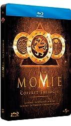 La Momie - La trilogie (boîtier métal) [Blu-ray]