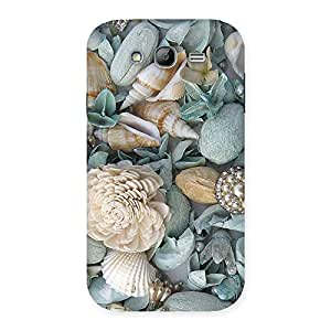 Sea Shell Print Back Case Cover for Galaxy Grand