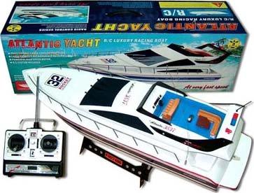 RC Atlantic Sport Yacht Fast Racing Boat