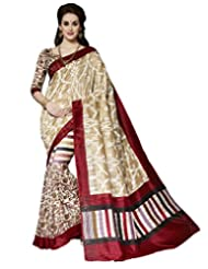 DivyaEmporio Launches NEW Collection Of Original BHAGALPURI Sarees Designed By VIPUL - B012WE5F0Q