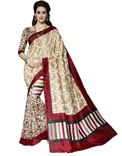 DivyaEmporio India Bazaar Sari or Saree