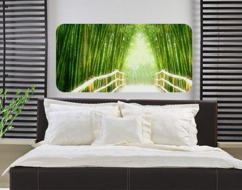 sticker-mural-adhesif-bamboo-way-grosse54cm-x-72cm