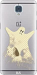 DailyObjects Used To Be Scarier Clear Case For OnePlus 3