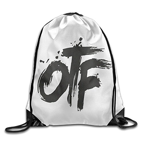 Chocy Lil Rapper Durk OTF Only The Family Tour White Backpack White (Lil Durk Otf compare prices)