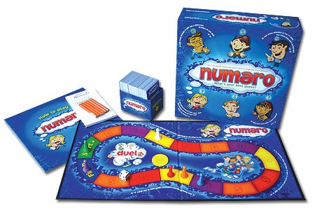 Trivia Party Game - Numaro - The Trivia Game Where You Don't Have to Know the Exact Answer - 1