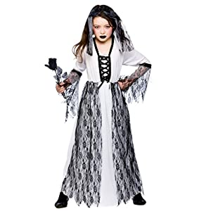 product halloween ghost bride costume zombie black fancy dress hens party