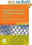 Algorithmen und Problemlsungen mit C+...