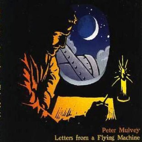 Amazon.com: Peter Mulvey: Letters From a Flying Machine: Music