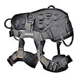 (フュージョン) FUSION 登山 クライミング 作業用/リギング用ハーネス SPARTACUS Made in USA (TCH-603-SEAT)