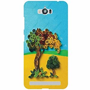 Printland Phone Cover For Asus Zenfone Max ZC550KL