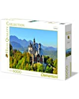 Clementoni 36520 - Neuschwanstein - Puzzle High Quality Collection 6000 pezzi