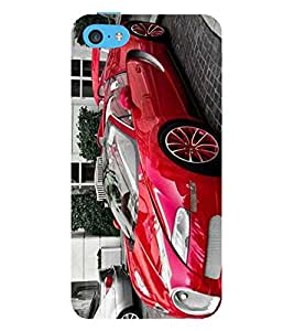 Vizagbeats race car Back Case Cover for Apple iPhone 5::Apple iPhone 5S