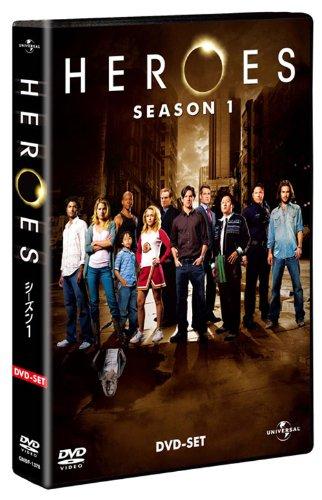 HEROES シーズン1 DVD-SET