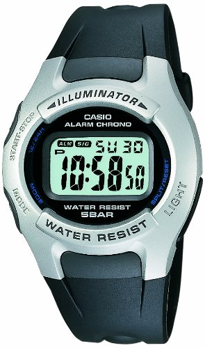 Casio Standard Digital W-42H-1AHJF (Japan Import)