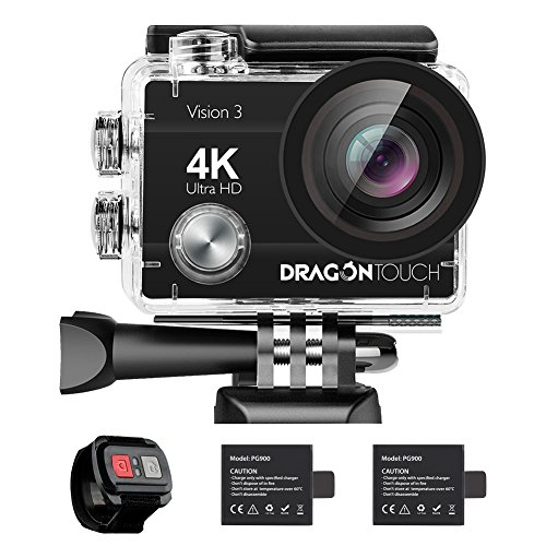 Buy 4K Touch Action Camera Now!